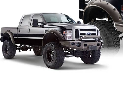 Exterior Accessories - Fender Flares / Mud Flaps