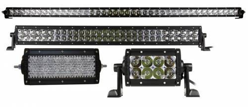 Lighting - Off Road Lighting / Light Bars