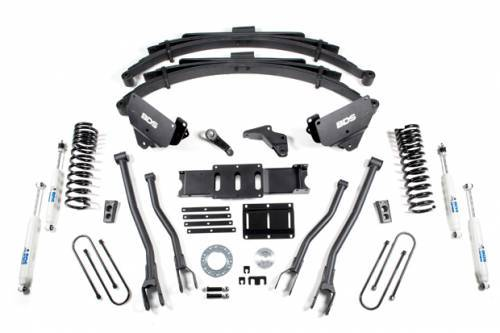 Suspension - Lift Kit Accessories