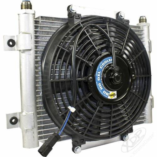 Transmission - Auxiliary Coolers