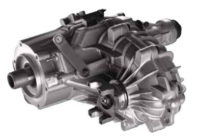 Transmission - Transfer Case