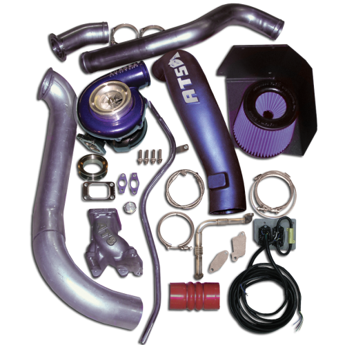 Turbos & Twin Turbo Kits - Rebuild / Parts