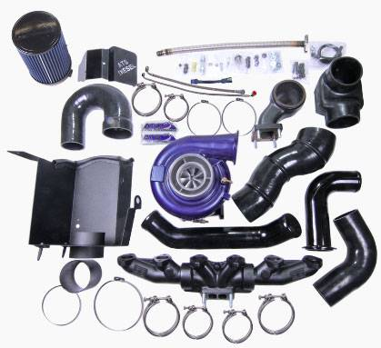 04.5-05 LLY - Turbos & Twin Turbo Kits