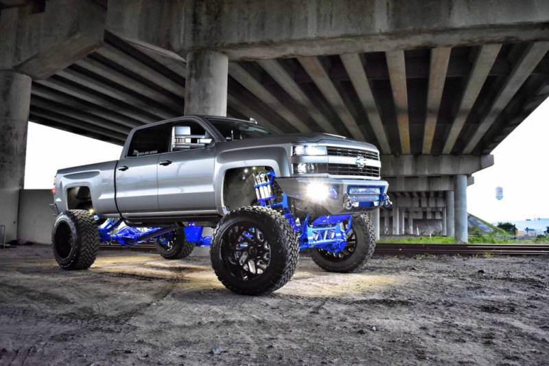 BulletProof Suspension 2011-2018 Chevy-GMC 2500-3500 10 ...