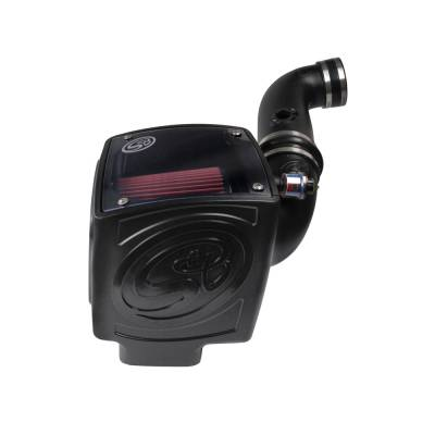 S&B Filters - S&B Filters Cold Air Intake Kit (Cleanable, 8-ply Cotton Filter) 75-5058
