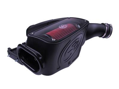 S&B Filters - Cold Air Intake For 1998-2003 Ford Powerstroke 7.3L (Oiled Filter)