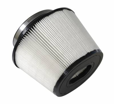 S&B Filters - S&B Filters Replacement Filter for S&B Cold Air Intake Kit 2008-2010 Power Stroke (Disposable, Dry Media) KF-1051D