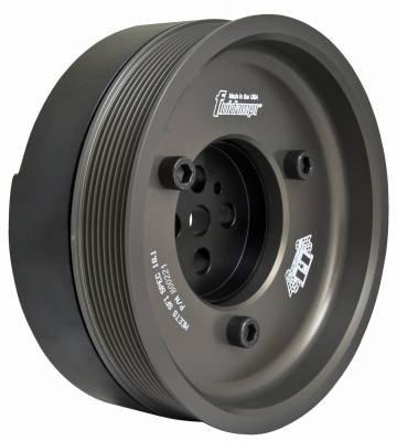 Fluidampr - Fluidampr Harmonic Balancer - Fluidampr -  2011-2018 Ford 6.7L PowerStroke - Each 800221