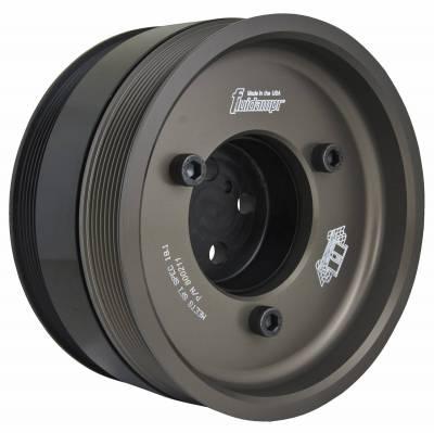 Fluidampr - Fluidampr Harmonic Balancer - Fluidampr -  Ford 6.4L PowerStroke - Each 800211