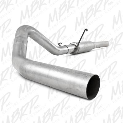 "MBRP Exhaust - MBRP Exhaust 4"" Cat Back, Single Side S6108P"