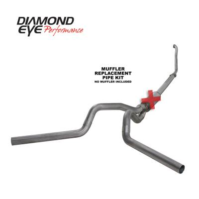 Diamond Eye Performance - Diamond Eye Performance 1994-1997.5 FORD 7.3L POWERSTROKE F250/F350 (ALL CAB AND BED LENGTHS) 4in. 409 S K4309S-RP