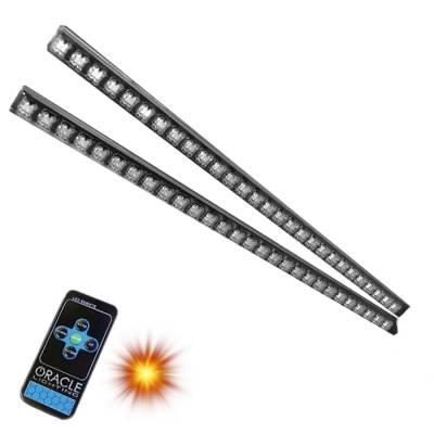 "Oracle Lighting - Oracle Lighting ORACLE Dual 15"" V2 LED Scanner - Amber 4407-005"