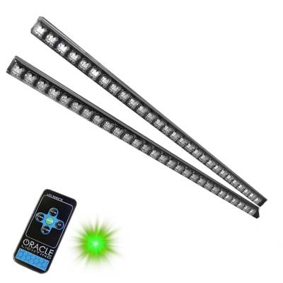 "Oracle Lighting - Oracle Lighting ORACLE Dual 15"" V2 LED Scanner - Green 4407-004"
