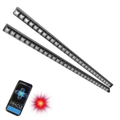 "Oracle Lighting - Oracle Lighting ORACLE Dual 15"" V2 LED Scanner - Red 4407-003"