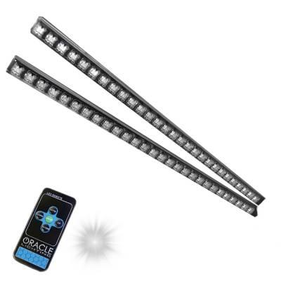 """Oracle Lighting - Oracle Lighting ORACLE Dual 15"""" V2 LED Scanner - White 4407-001"""