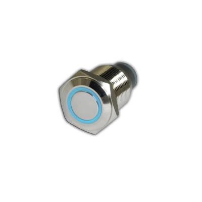 Oracle Lighting - Oracle Lighting ORACLE On/Off Flush Mount LED Switch  - Blue 1902-002