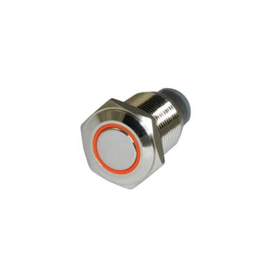 Oracle Lighting - Oracle Lighting ORACLE On/Off Flush Mount LED Switch  - Orange 1904-005