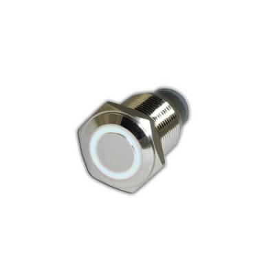 Oracle Lighting - Oracle Lighting ORACLE On/Off Flush Mount LED Switch  - White 1901-001