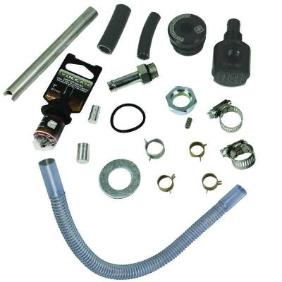 BD Diesel - BD Diesel Flow-MaX High Flow Top Draw Straw Kit 1050345
