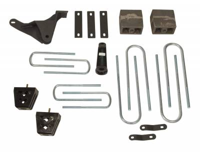 Tuff Country - Tuff Country BOX KIT-FORD 00-04 F250/F350 4IN. 24955