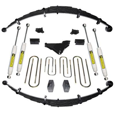 Superlift - Superlift Suspension Lift Kit K613
