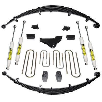 Superlift - Superlift Suspension Lift Kit K632
