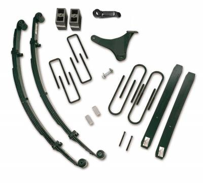 Tuff Country - Tuff Country COMPLETE KIT (W/O SHOCKS) FORD F250/F350 6IN. 25920K