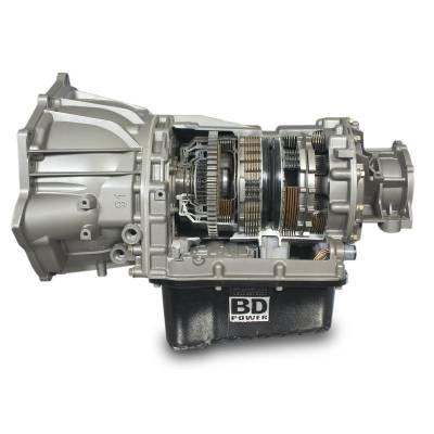 BD Diesel - BD Diesel Transmission - 2006-2007 Chev LBZ Allison 1000 6-speed 4wd 1064734