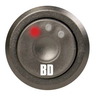 BD Diesel - BD Diesel Throttle Sensitivity Booster Push Button Switch Kit 1057705