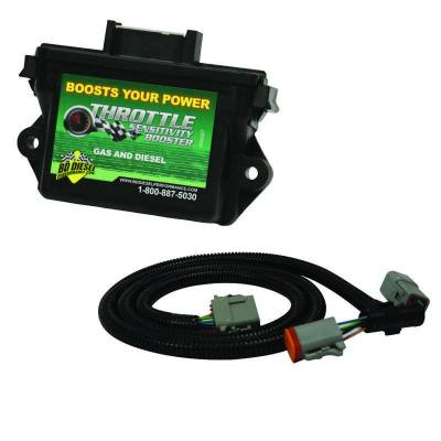 BD Diesel - BD Diesel Throttle Sensitivity Booster - Dodge 1998.5-2003 5.9L Manual Trans 1057730