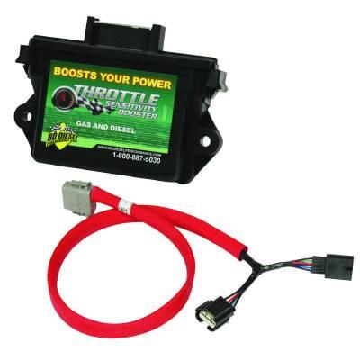 BD Diesel - BD Diesel Throttle Sensitivity Booster - 2006-2007 Chevy/GMC 1057736