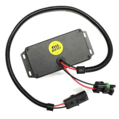 BD Diesel - BD Diesel Positive Air Shutdown 24-volt Adapter Kit (Manual PAS Kits Only) 1036740