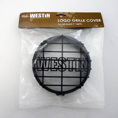 Westin - Westin OFF-ROAD LIGHT COVER 09-0505C