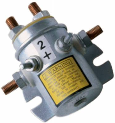 Westin - Westin REPLACEMENT SOLENOID 12V 47-3650