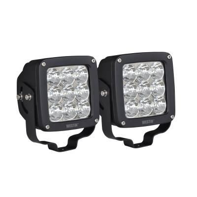 Westin - Westin AXIS LED AUX LIGHT 09-12219B-PR
