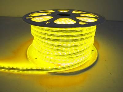 "Race Sport - Race Sport 110V ""Atmosphere"" Waterproof 5050 LED Strip Lighting Yellow RS-5050-164FT-Y"