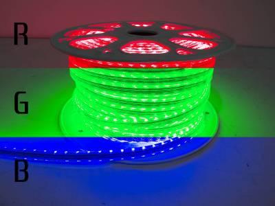 "Race Sport - Race Sport 110V ""Atmosphere"" Waterproof 5050 LED Strip Lighting RGB RS-5050-164FT-RGB"