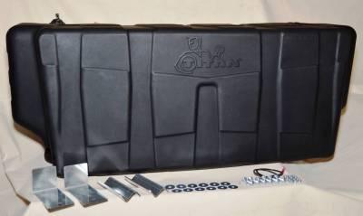 Titan Fuel Tanks - Titan Fuel Tanks In-Bed 100 Gal Liquid xfr tank 5010100