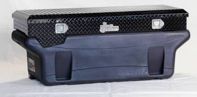 Titan Fuel Tanks - Titan Fuel Tanks Compact Black Diamond Toolbox 99 0118 0000