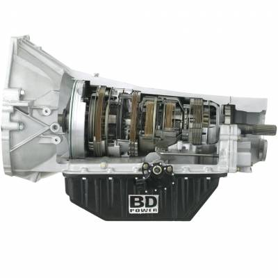 BD Diesel - BD Diesel Transmission - 2008-2010 Ford 5R110 2wd c/w Filter Kit 1064492F