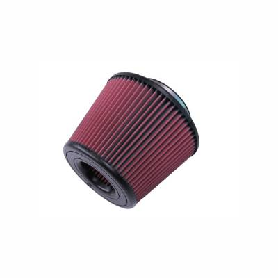S&B Filters - S&B Filters Replacement Filter for S&B Cold Air Intake Kit 2010-2012 Cummins (Cleanable, 8-ply Cotton) KF-1053