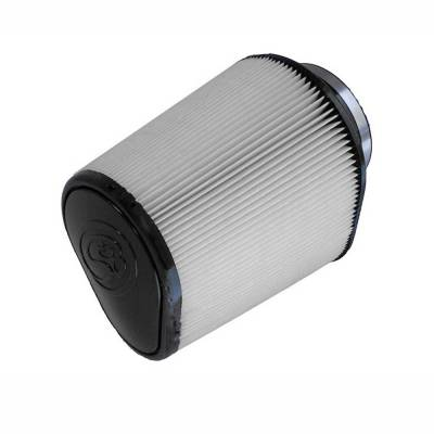 S&B Filters - S&B Filters Replacement Filter for S&B Cold Air Intake Kit 2011-2016 Power Stroke (Disposable, Dry Media) KF-1050D