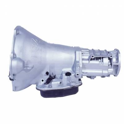 BD Diesel - BD Diesel Transmission Kit (c/w Filter & Billet Input) - 2005-2007 Dodge 48RE 2wd w/TVV 1064232BF