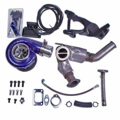 ATS Diesel - Aurora 3000 Turbo System - Early 2003 Ford 6.0L Powerstroke
