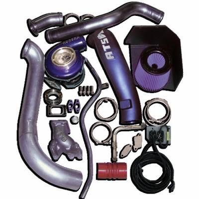 ATS Diesel - Aurora 3000 Turbo System 2006.5-2009 LBZ