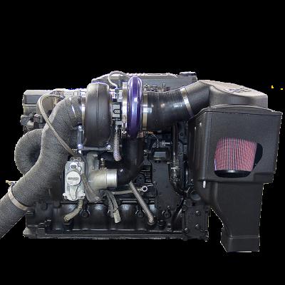 ATS Diesel - Aurora Plus 7500 Compound Turbo System, 2010 Dodge 6.7L Cummins