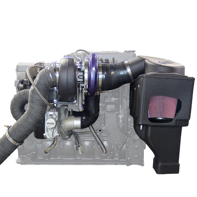 ATS Diesel - Aurora Plus 7500 Turbo System - 2007.5-2009 Dodge 6.7L