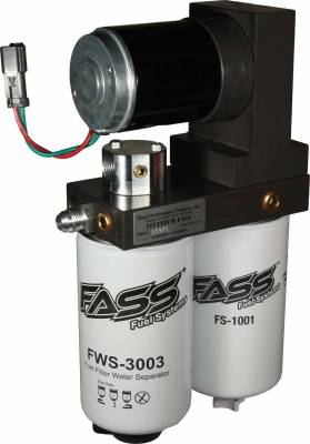 FASS - FASS-Titanium Signature Series Diesel Fuel Lift Pump 240GPH@55PSI Ford Powerstroke 6.7L 2011-2016