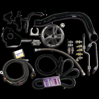 ATS Diesel - Twin Fueler Pump Kit, 2007.5-09 Dodge 6.7L without Pump
