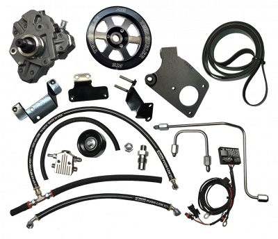 ATS Diesel - Twin Fueler Kit, 2004.5-2010 GM LLY / LBZ / LMM